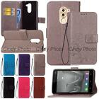 For Huawei Honor 6X Play 3D Emboss Windbell PU Leather Stand Flip Case Cover