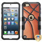 For Apple iPod Touch 5th 6th Gen Hybrid TUFF IMPACT Phone Case Hard Rugged Cover <br/> IN-STOCK - FREE SHIPPING FROM THE USA - BEST SELLER!