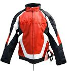 CORTECH BLITZ MEN'S SNOWMOBILE SNOWCROSS JACKET RED M, L, XL