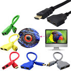 Quality HDMI 1 to 2 Split Double Signal Adapter Convert Cable for Video TV HDTV