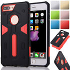 For Apple iPhone 7 Plus Hybrid Anti-fall Dustproof Armor Defender Case Cover