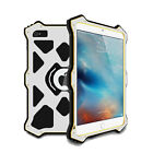 LOVE MEI MK2 Leather Shockproof Glass Hard Case Cover For Apple iPad Pro 12.9