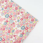 160x50cm Cartoon Flower cotton fabric patchwork quilting sewing DIY Cloth