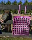 Extra Large, Horse Slow Feeder Hay Bag Net, Stable, Horse Float, Fence Feeding