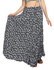 Carrel Imported Polly Cotton Fabric Printed Long Skirt For Women.3486
