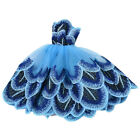 New Fashion Handmade Clothes Dress For Barbie Doll Different Style Best