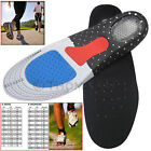 MEMORY FOAM UNISEX ORTHOPAEDIC SHOE INSOLES PADS TRAINER FOOT FEET COMFORT HEEL <br/> Arch Support*Prevent Fatigue, Blisters &amp; Pain*UK Seller
