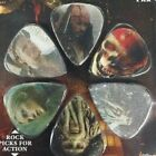 Hot Picks PIRATES OF THE CARIBBEAN Plectrum Pack - 6 Picks with various Designs
