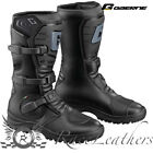 GAERNE G ADVENTURE OFFROAD TOURING BLACK WATERPROOF MOTORCYCLE MOTORBIKE BOOT
