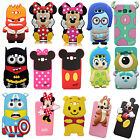 3D Cartoon Minnie Mouse Soft Silicone Back Case Cover For Samsung Galaxy ON 5 J5