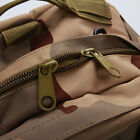 55L 3D Outdoor Large Military Tactical Backpack Rucksack Trekking Bag 2 Colors