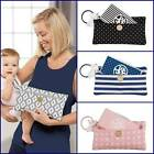 Mud Pie Bundle of Joy Lil Biter Bangle Bag 3 Pc Set  Diaper Wipes Case