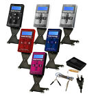 Monster Point 220V LCD Tattoo Power Supply Wireless Foot Pedal Clip CHOOSE COLOR