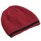 Fashion Knitted hat male bars autumn ski cap beanie outdoor skiing sports