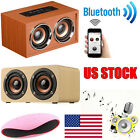Bluetooth Wireless Speaker SUPER BASS Stereo For Smartphone Tablet PC Portable