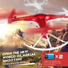 JJRC H97 2.4GHz 4CH 6-Axis LED With Camera RC Quadcopter Drone Remote Control