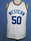 BLUE CHIPS MOVIE JERSEY NEON BOUDEAUX SHAQUILLE O'NEAL SHAQ NEW SEWN ANY SIZE