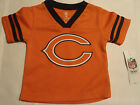 NFL Team Apparel Chicago Bears 12 Month Shirt Short Sleeve NWT