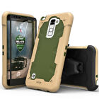 For LG Stylo 2 V VS835 - PROTON Heavy Duty Case Holster Military Grade Cover