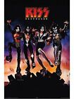 "KISS POSTER ""LICENSED"" DESTROYER ""BRAND NEW"""