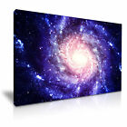 SPACE Blue and Gold Supernova NASA Canvas Wall Print ~ More Size