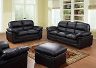 Leather Sofas 3+2+1 Seaters Suites in Stunning VERONA Range FREE DELIVERY 7 DAYS