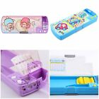 JAPAN SANRIO TWIN STAR RUNANOUTS MAGIC MUTI-FUNCTION PENCIL CASE 151037 151038