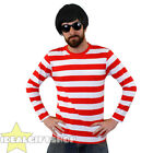 ADULTS BURT RATBURGER FANCY DRESS BOOK CHARACTER COSTUME TEACHERS BLIND VILLAIN
