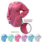 10 Disposable Jackets with Adjustable Waist Knit Cuffs Choose Color/Size