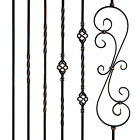 5,10, 15x, Pack Oil Rubbed Copper Iron Balusters Spindles Metal Stair Parts