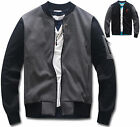 New Fashion Dandy Mens Baseball Jumper Blouson Jacket Blazer Outwear Top W005