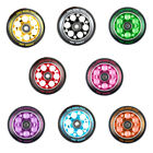 TBF Stunt Scooter Wheels Alloy 100mm + ABEC9 // Lightweight Colour Bright