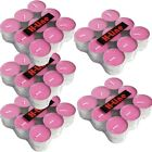 50 PK SCENTED TEA LIGHTS CANDLES TEALIGHTS 8HR 8HOUR