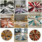 Quality HeavyWeight Modern Art Design Hand Tufted Polyester Rug in Various Sizes