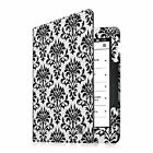 For Amazon Kindle Voyage E-Reader Book Style Case Cover With Auto Sleep/Wake