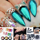 Glitter Mirror Nail Art Powder Dust Manicure Chrome Pigment Tips DIY Born Pretty