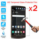 Premium Tempered Glass Screen Protector for LG G Stylo 2 G3 G4 G5 K4 K8 K10 V10