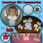 "Внешний вид - ACCESSORIES & Formal Gloves 18"" American Girl Dolls Handmade the Crafty Grandmas"