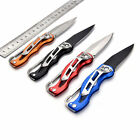 Pocket Knife Folding Hunting camping Tactical Rescue Surrival Outdoor Survival
