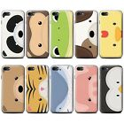 STUFF4 Phone Case for Sony Xperia E and M Smartphone/Animal Stitch Effect/Cover