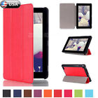 Tri-Fold Leather Stand Case Cover for Amazon Kindle Fire 7inch 2015 US STOCK