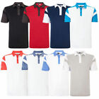CALLAWAY GOLF ATHLETIC COLORBLOCK POLO SHIRT CGKS60N2 (VARIOUS COLOURS & SIZES)