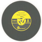Vinyl CD Record Coaster Groovy Cup Drinks Holder Mat Tableware Placemat Hot