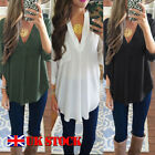 New lady tops Loose T-shirt Blouse Womens Casual Long Sleeve Tops plus size hot