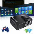1080P HD LED MulitMedia Theater Cinema USB TV VGA SD HDMI Mini Projector Remote