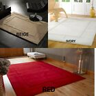 Modern Quality 3D Effect Thick Shaggy Rug in Various Sizes and Colours Carpet
