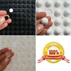 X-LARGE 3M Rubber Feet ~ CLEAR, BLACK, WHITE ~ Round Adhesive Silicone Bumpons