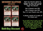 MTG Modern Masters 2017 Choose your Uncommon Playset (x 4 cards) Letters P-W New