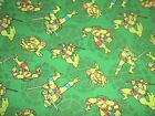 Mutated 1984 Turtles Ninja CP54449 Springs Craft Sewing Quilting Cotton Fabric