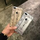 Funny Interior Teardown Transparent Soft Shockproof Case For iPhone7  6 6S plus
